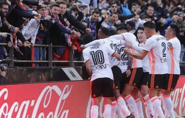 (Previa) El Valencia busca resarcirse ante el Eibar y el Málaga, coger aire ante el Espanyol