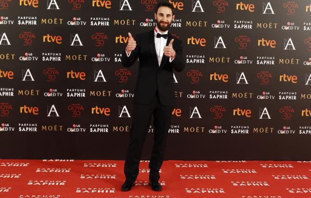 RTVE ofrece mañana la 31ª edición de los Premios Goya en directo, con nueva cámara glamur en la alfombra roja