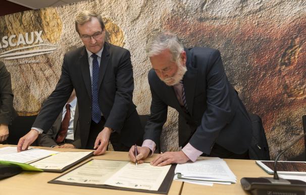 Cantabria y La Dordogna fijarán una estrategia común en Patrimonio Arqueológico Rupestre