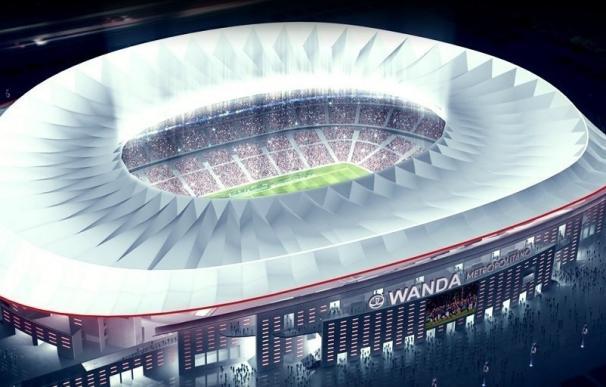 El Wanda Metropolitano peleará con el estadio Olímipco de Bakú para albergar la final de 'Champions' de 2019