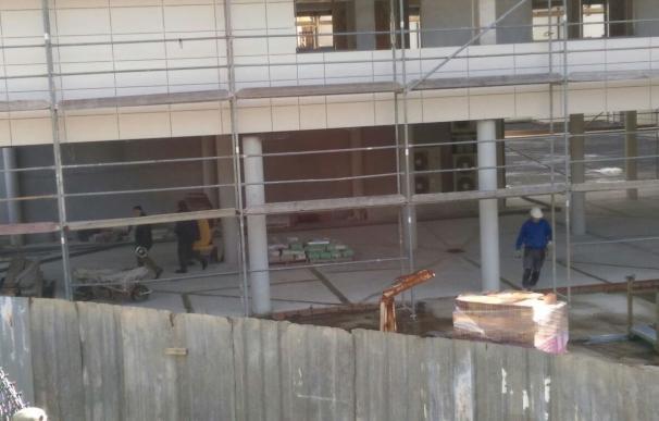 Comienzan las obras de demolición de la ampliación del hotel Kaype