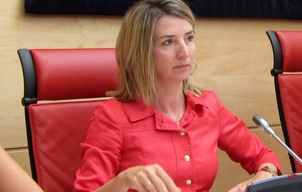 """Alicia García afirma que el modelo 'En mi casa' en principio """"no está en riesgo"""" a pesar de la sentencia del TSJCyL"""