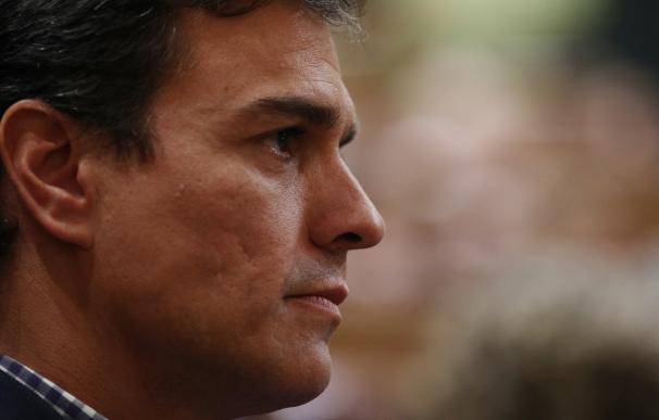 La plataforma de militantes del PSOE en Sevilla que pedía primarias expresa su apoyo a Pedro Sánchez