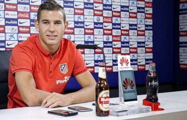 Detenido el jugador del Atlético de Madrid Lucas Hernández por un presunto delito de violencia de género