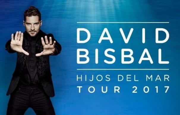 David Bisbal actuará el 23 de junio en la Plaza de Toros Los Califas