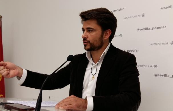 """Alberto Díaz reclama a Espadas que cuente con """"el grupo mayoritario real"""" para negociar el presupuesto"""