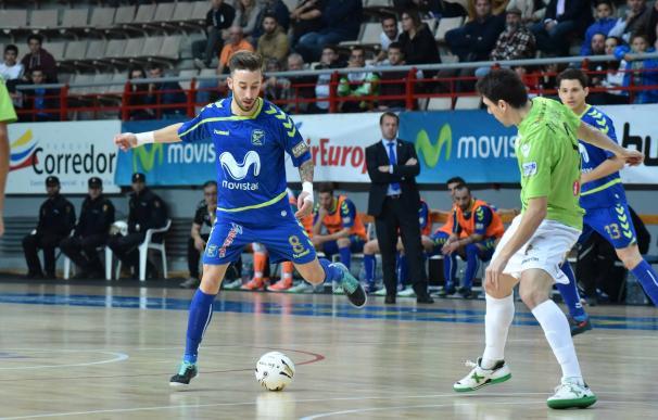 (Previa) Movistar Inter quiere la undécima victoria consecutiva ante Palma Futsal