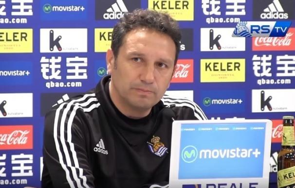 """Eusebio: """"Será muy importante la posesión, tendremos que tratar de imponer nuestro juego"""""""