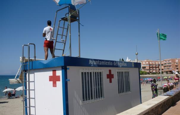 Un total de 242 personas velarán este verano por la seguridad en las playas y en el mar