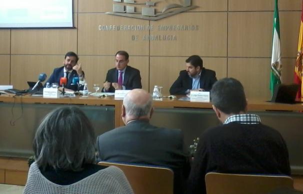 """La CEA llama a hacer """"más productivo"""" el modelo económico andaluz tras constatar que no ha ido cambiando con la crisis"""