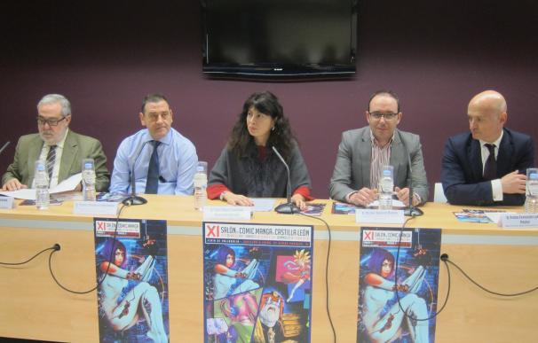 El XI Salón del Cómic y el Manga de CyL espera atraer a Valladolid a unas 12.000 personas el 11 y el 12 de marzo