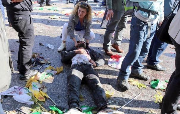Los atentados más brutales en Turquía, aterrorizada por los kurdos y el EI
