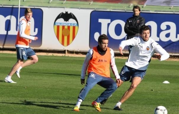 El Valencia apela a la heroica para remontar al Atlético en Telecinco