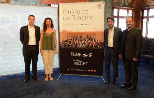 Abaratan las entradas para jóvenes y se crea un abono parcial para acercar al público a la Sinfónica de Tenerife