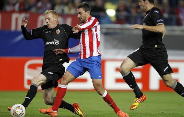 Club Atletico de Madrid v Valencia CF - UEFA Europa League Semi Final
