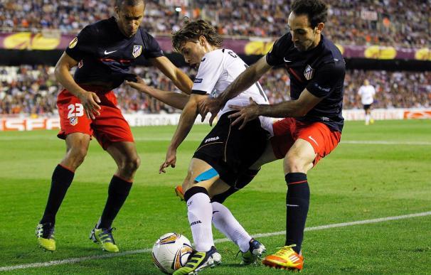 UEFA Europa League: Las mejores fotos del Valencia - Atlético y el Athletic - Sporting