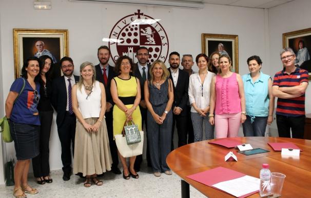UJA y Banco Santander conceden 20 becas a personal docente e investigador para cursar idiomas en el extranjero