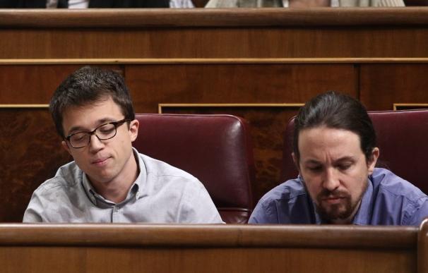 """Echenique apoya a Errejón como portavoz parlamentario y pronostica que irán """"todos a una"""" tras Vistalegre II"""