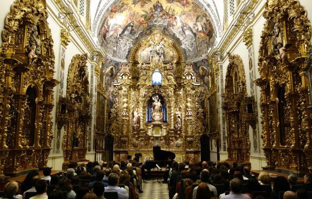 Una actuación benéfica clausurará el 17 de junio el ciclo de conciertos San Telmo Abierto 2016