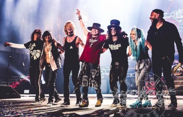 Diputación de Bizkaia aprueba las bases del sorteo de 125 entradas para el concierto de Guns N' Roses del 21 de marzo