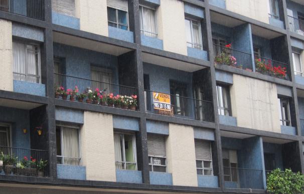 El precio de la vivienda libre sube un 3,3% en Galicia en el primer trimestre, por debajo de la media