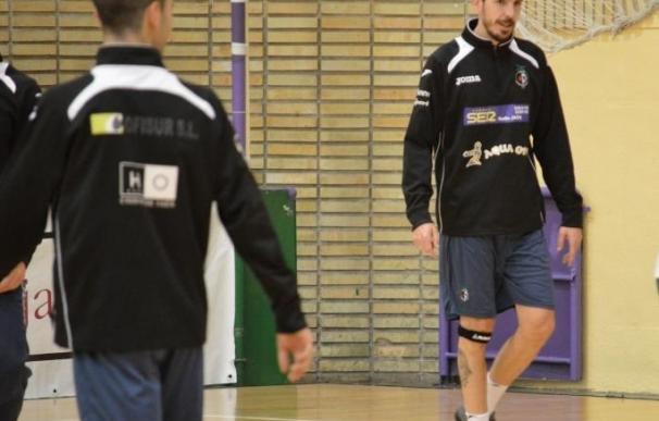"""Borja Blanco: """"Lo que ha hecho Jaén es historia del fútbol sala"""""""