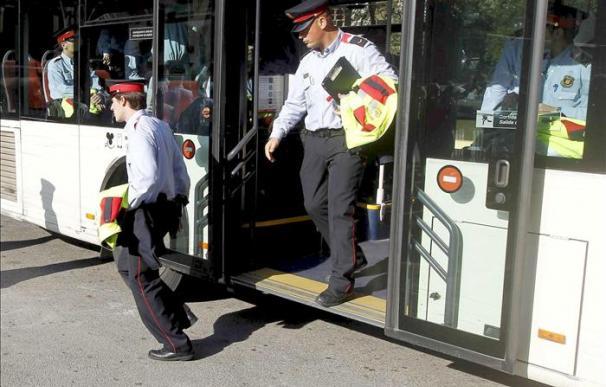 La conductora del autobús que atropelló a un pasajero, de baja por ansiedad