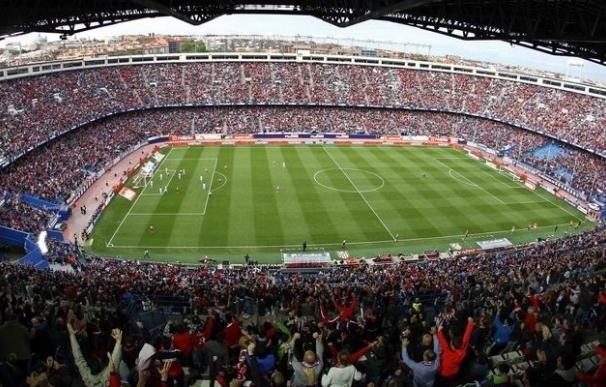 Ayuntamiento, Atlético y Mahou presentan la nueva operación Calderón, que reduce las 20 alturas de los pisos a 8 plantas