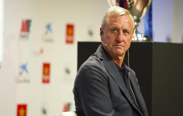 Johan Cruyff recibirá a título póstumo la Medalla de Oro del Mérito Deportivo de Barcelona