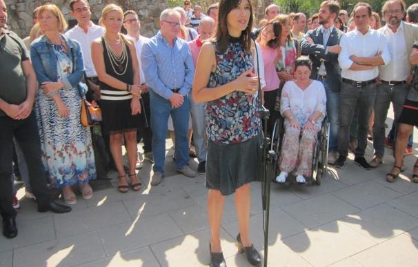 Parlon, Carles Martí y Carles Ruiz (PSC) arroparán a Pedro Sánchez en su acto en Madrid