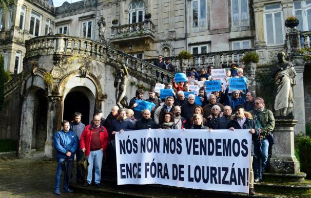 Más de un centenar de colectivos del entorno de Pontevedra suscriben un manifiesto contra las ayudas económicas de Ence