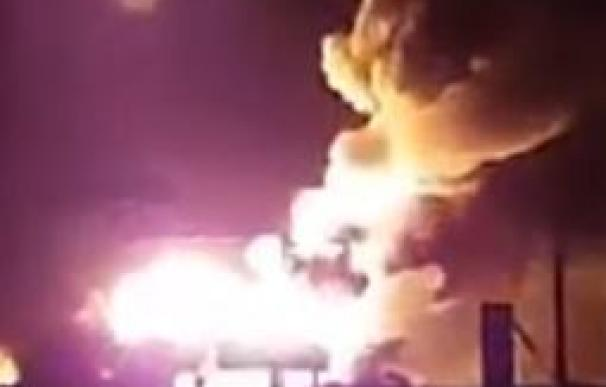 Explotan en Francia 40 toneladas de gas en un centro de almacenamiento