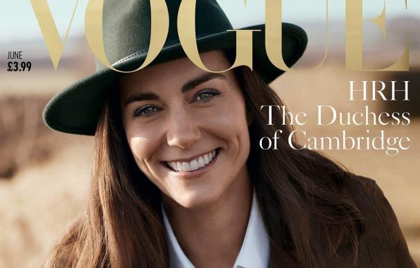 Todo sobre los looks de Kate Middleton en el centenario de Vogue
