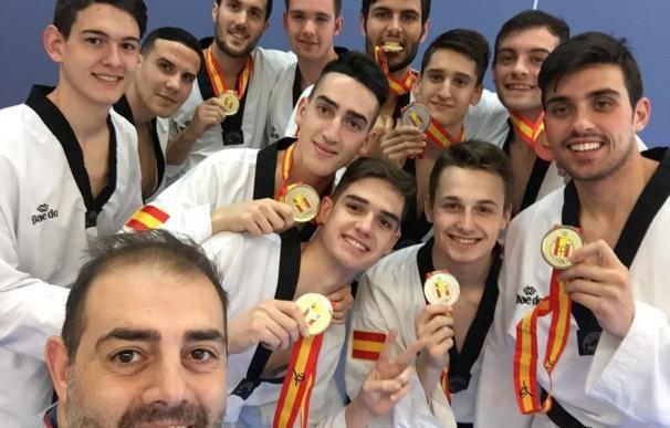 "Marco Carreira: ""El futuro del taekwondo español está a buen recaudo"""