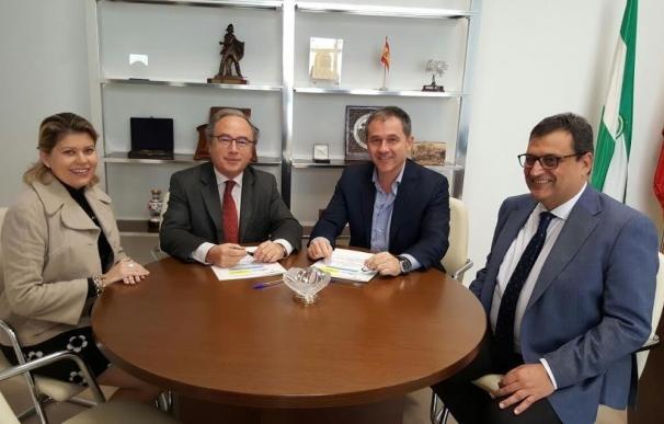 La empresa Ibesol Energía se incorpora a la Confederación de Empresarios de Córdoba