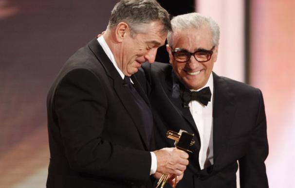 Netflix logra los derechos de la nueva película sobre mafiosos de Scorsese y De Niro