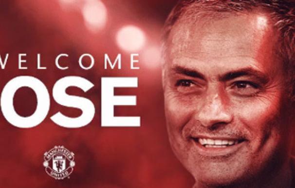 Mánchester United anuncia de forma oficial la contratación de Mourinho