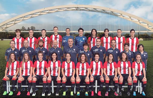 Ningún medio acude a la rueda de prensa del Athletic femenino, que lidera la tabla y se juega la Liga