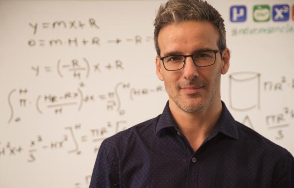 El profesor español David Calle, entre los diez finalistas del Global Teacher Prize 2017