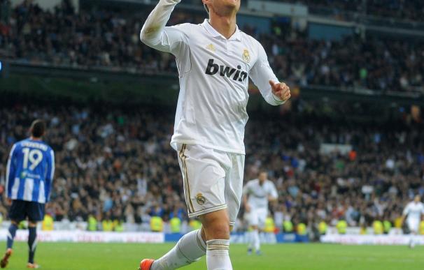 Liga BBVA: Real Madrid - Real Sociedad en imágenes