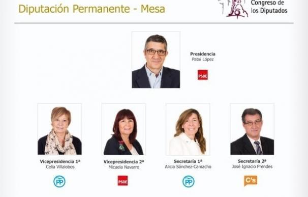 El Congreso verá mañana si la Diputación Permanente debe debatir la comparecencia de Fernández Díaz por las esteladas
