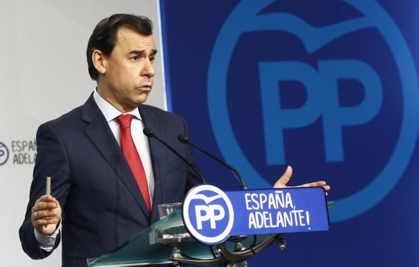 """La dirección del PP tacha la consulta de Madrid de propaganda y """"cortina de humo"""" propia de """"gobiernos populistas"""""""