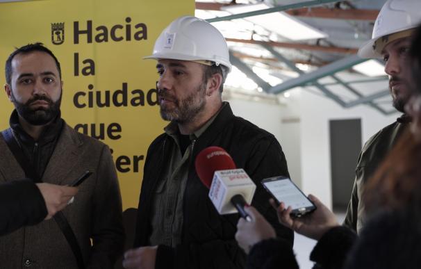 Ayuntamiento mantiene vivienda pública de ARTEfacto, dialoga equipamientos con vecinos y los reclama a Comunidad
