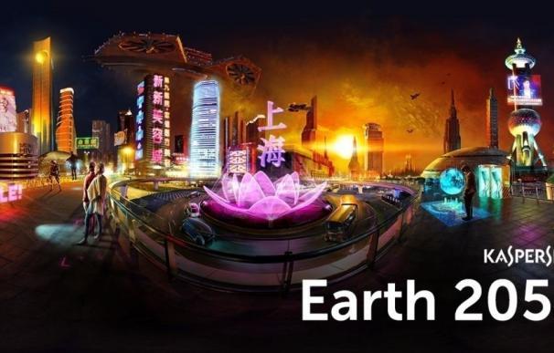 Kaspersky Lab presenta Earth 2050, una web que predice el desarrollo tecnológico para los próximos 30 años