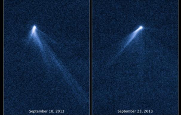 Investigadores revelan que el par de asteroides 'P/2016 J1' es el más joven conocido hasta el momento
