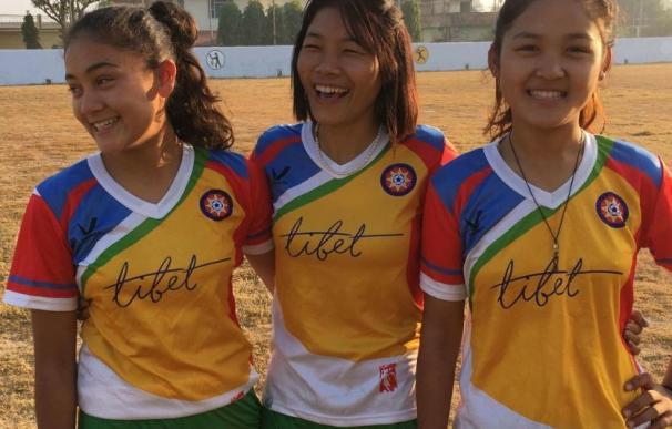 Un equipo femenino del Tíbet no podrá cumplir su sueño por la nueva política de visados de EEUU