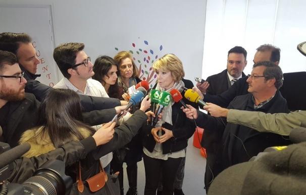 Aguirre critica que el presidente de la comisión de DD.HH. vote en contra de recibir a presos políticos venezolanos