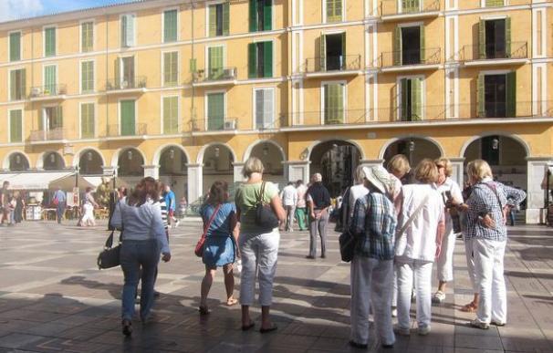 El turismo suma y sigue, 3,9 millones de visitas en enero, un 10,7% más
