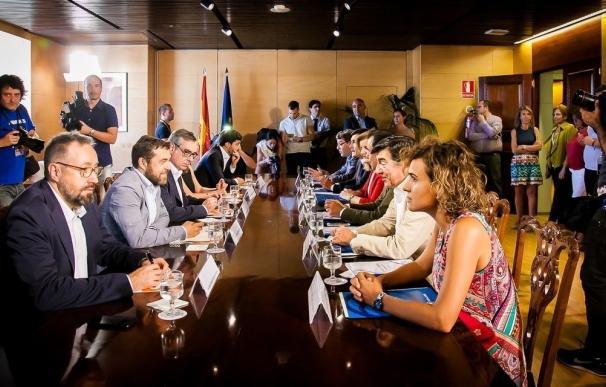 """Girauta replica a Maillo: Ciudadanos dio """"las lentejas"""" al PP en la investidura porque sabía que se las tenía que comer"""