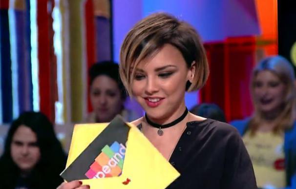 'Zapeando' lidera la sobremesa con Chenoa en el estreno de 'Dani & Flo' en Cuatro